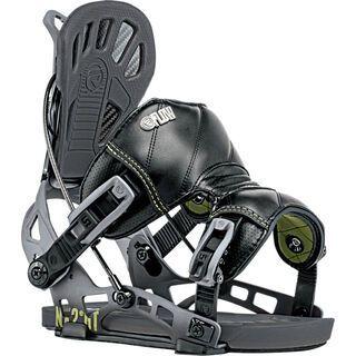 Flow NX2-GT 2018, black - Snowboardbindung