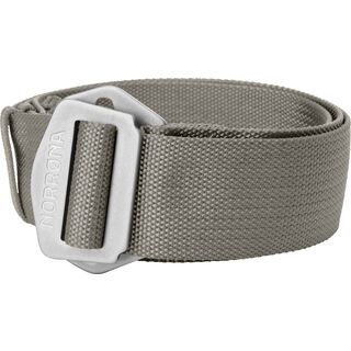 Norrona /29 web Belt, castor grey - Gürtel