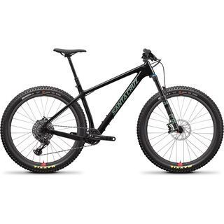 Santa Cruz Chameleon C SE 27.5 Plus Reserve 2020, carbon/green - Mountainbike