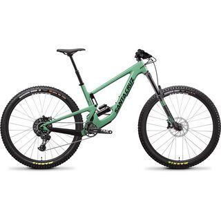 Santa Cruz Megatower C R 2019, green - Mountainbike