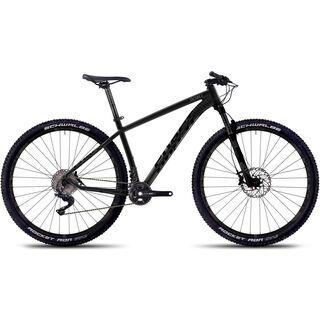 Ghost Tacana X 8 2016, black/gray - Mountainbike