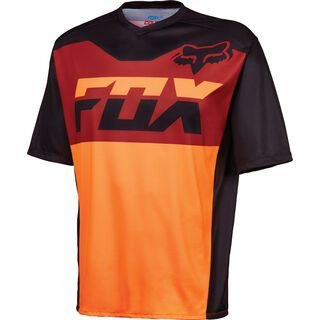Fox Covert SS Jersey, flow orange - Radtrikot