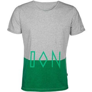 ION Tee SS Bold, grey melange - T-Shirt