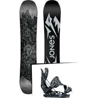Set: Jones Ultra Mountain Twin 2019 + Flow NX2 (1908439S)
