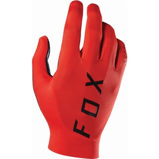 Fox Ascent Glove, red - Fahrradhandschuhe