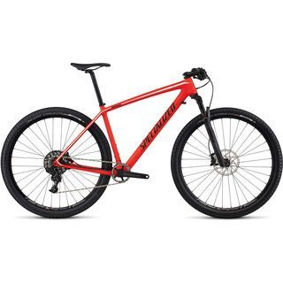 Specialized Epic HT Expert Carbon 29 World Cup 2017, red/black/white - Mountainbike