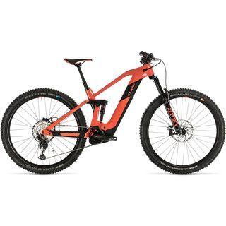 Cube Stereo Hybrid 140 HPC SL 29 2020, red´n´black - E-Bike