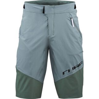 Cube Baggy Shorts, green - Radhose