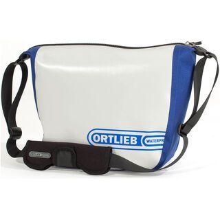 Ortlieb Zip-City, weiß-blau - Messenger Bag