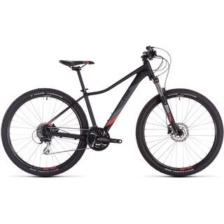 Cube Access WS EXC 29 2019, black´n´coral - Mountainbike