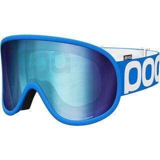 POC Retina Big, terbium blue/Lens: bronze blue mirror - Skibrille