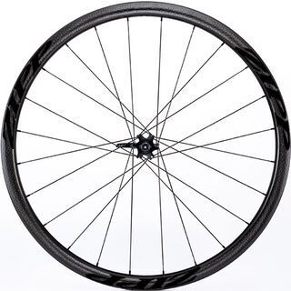 Zipp 202 Firecrest Tubular Disc-brake, schwarz - Vorderrad