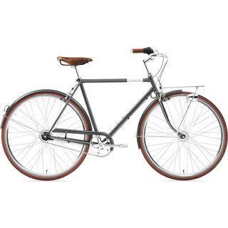 Creme Cycles Caferacer Man Doppio 2020, grey - Cityrad