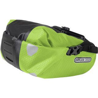 Ortlieb Saddle-Bag Two 4,1 L, lime-black - Satteltasche
