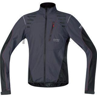 Gore Bike Wear Fusion Cross 2.0 Windstopper Active Shell Jacke, graphite grey/black - Radjacke