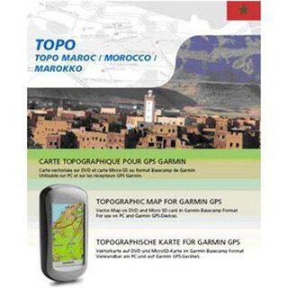 Garmin Topo Marokko (DVD) - Karte