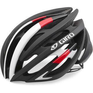 Giro Aeon, black/white/red - Fahrradhelm