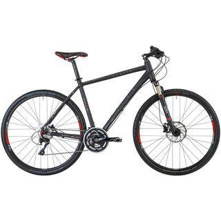 Cube Tonopah Pro 2013, black anodized - Fitnessbike