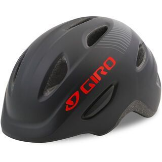 Giro Scamp, mat black - Fahrradhelm