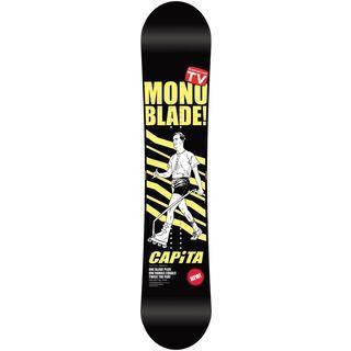 Capita Stairmaster, black - Snowboard