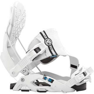 Flow Nexus Hybrid 2016, white - Snowboardbindung