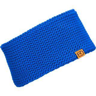 Ortovox Headband Heavy Gauge, blue ocean - Stirnband