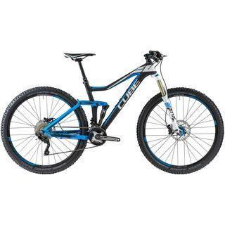 Cube Stereo 140 HPC Pro 29 2014, black/blue - Mountainbike