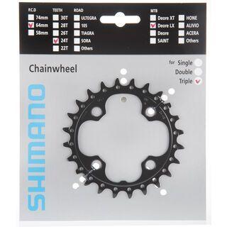 Shimano Kettenblätter SLX FC-M660-10 - 3x10