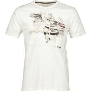 Maloja PeiderM., vintage white - T-Shirt
