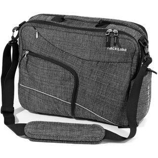 Racktime Work-it Classic, urban grey - Fahrradtasche