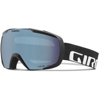 Giro Onset, black wordmark/Lens: vivid royal - Skibrille