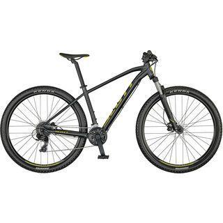 Scott Aspect 760 dark grey/black/yellow 2021