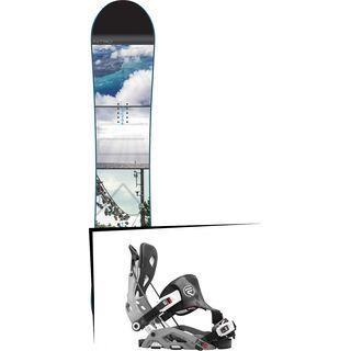 Set: Nitro Team Exposure Gullwing 2016 + Flow Fuse Hybrid (1513151S)