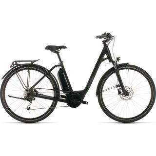 Cube Town Sport Hybrid ONE 500 2020, black´n´grey - E-Bike