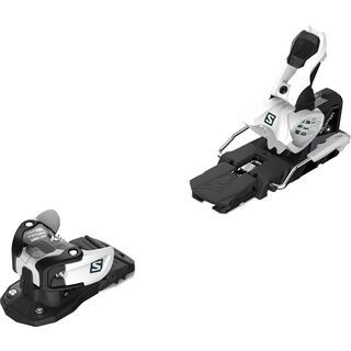 Salomon Warden MNC 13 115 mm, white/black - Skibindung