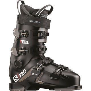 Salomon S/Pro 100 black/belluga/red 2021
