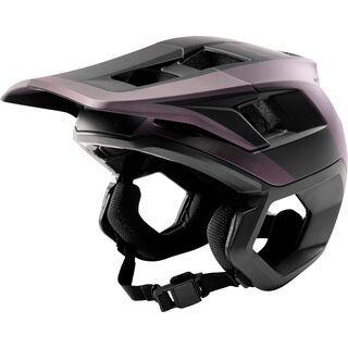 Fox Dropframe Helmet, black iri - Fahrradhelm