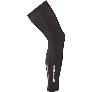 Endura Thermolite Full Zip Leg Warmer, schwarz - Beinlinge