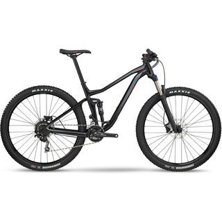 BMC Speedfox 03 Three 29 2018, black grey - Mountainbike