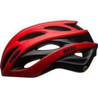 Bell Overdrive MIPS, red/black - Fahrradhelm