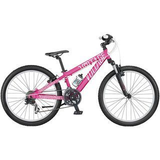 Scott Voltage JR 24 2014, pink/white - Kinderfahrrad