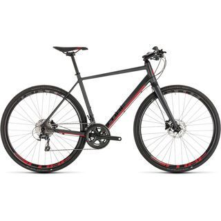 Cube SL Road Pro 2019, iridium´n´red - Fitnessbike