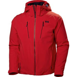 Helly Hansen Alpha 3.0 Jacket, alert red - Skijacke