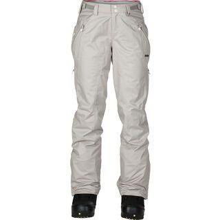 Zimtstern Zlender Snow Pant, light grey twotone - Snowboardhose