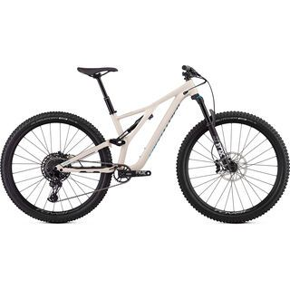 Specialized Women's Stumpjumper ST Comp Alloy 29 2019, white mountains/nice blue/tropical teal - Mountainbike