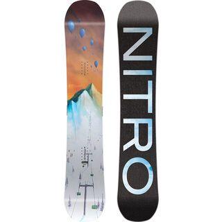 Nitro Pro One Off Sven Thorgren 2017 - Snowboard