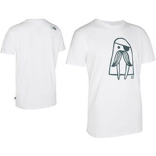ION Tee SS Straight, white - T-Shirt