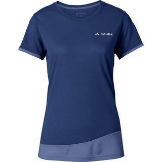 Vaude Women's Sveit T-Shirt, sailor blue - Radtrikot