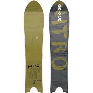 Nitro Quiver Pow 2020 - Snowboard