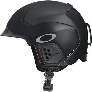 Oakley Mod5, polished black - Skihelm